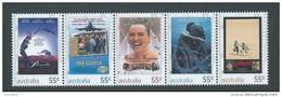 Australia 2008 Films Of Australia Strip Of 5 MNH - Mint Stamps