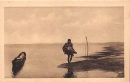 ¤¤  -  BRESIL   -   L'ARAGUAYA   -  Un Pêcheur De Tortues   -  ¤¤ - Brazil