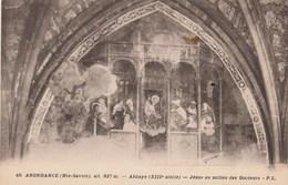 Haute Savoie - ABONDANCE - Abbaye - Jésus Au Milieu Des Docteurs - Non écrite - Abondance