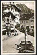 BERCHTESGADEN Marktplatz Animiert * - Berchtesgaden
