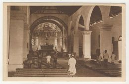 Centrafricaine         Berberati     Cathédrale Ste-Anne             Intérieur - Repubblica Centroafricana