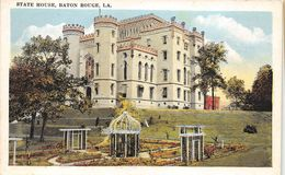 ¤¤  -   ETATS-UNIS  -  LOUISIANA   -  State House  -  BATON-ROUGE   -  ¤¤ - Baton Rouge