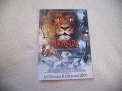 NARNIA - Affiches Sur Carte