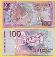 Suriname 100 Gulden P-149 2000 UNC - Surinam