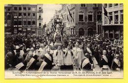 Louvain. Couronnement De La Statue Miraculeuse De N.D. Des Fièvres . 16.06.1907.  Août 1907 - Leuven
