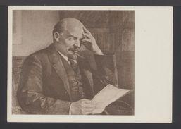1969. USSR. Postcard. V.I. Lenin. P. Vasiliev. XI-1005. - Personajes Históricos