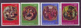 BAHAMAS 299-302,unused,Christmas 1969 - Bahamas (1973-...)