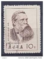 COREE NORD USE 0576 Friedrich Engels - Corea Del Nord