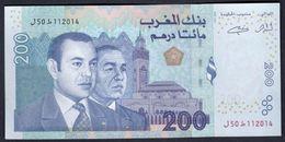 Morocco - 200 Dirhams 2002 - P71 - Marokko