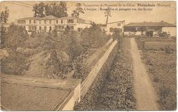 Piétrebais NA1: Sanatorium Du Domaine De La Chise. Clinique-Buanderie Et Potagers Vus Des Ecoles 1927 - Incourt