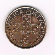 ) PORTUGAL  1  ESCUDO  1973 - Portugal
