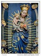 POL020 - GDANSK - Bazylika Mariacka - Rezba Pieknej Madonny Gdanskiej - Vierge à L'Enfant - Pologne