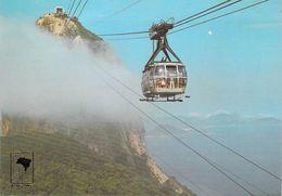 Amérique- Brésil- BRASIL RIO De JANEIRO   Teleferico Téléphérique Cable Car Aerial Cableway Teleferica*PRIX FIXE - Brazil