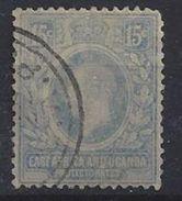 East Africa And Uganda Protectorates 1912-21  15c  (o) - Kenya, Uganda & Tanganyika