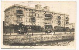 Z3691 Livorno - Palace Hotel - Panorama / Viaggiata 1929 - Livorno