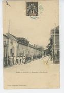 MARTINIQUE - FORT DE FRANCE - L'Arsenal Et La Rue Bouillé - Fort De France