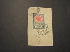 ITALIA REGNO - Marca Della Fiera Di Trieste 1922 - TIMBRO POSTALE, Ecc. - 1900-44 Victor Emmanuel III