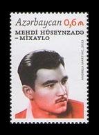 Azerbaïjan 2013 Mih. 1027 Hero Of World War II Mehdi Huseynzade (joint Issue Azerbaijan-Slovenia) MNH ** - Azerbaijan