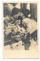 BACIO TRA DUE BAMBINI 1949 - EDIZIONI S.A.C.A.T. TORINO VERA FOTOGRAFIA FP - Fotografia