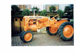 21 - Côte D´Or - VARANGES - N° 25- M. Brullebaut Restaurateur De Tracteurs - Tracteur Gros Plan ALLIS CHALMERS - Trattori