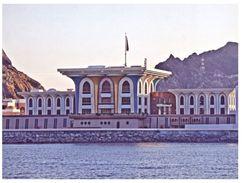 (240) Oman - Muscat Palace - Oman