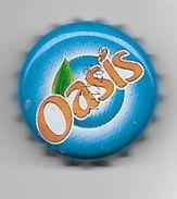 15/3 - BELGIQUE / CAPSULE SODA OASIS LETTRES ORANGE / GENVAL - Soda