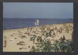 1973.  USSR. Postcard. The Riga Sea.The Majors. Sea. Beach. L. Raskin. XI-3012. - Other