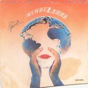 45 TOURS JEAN MICHEL JARRE DREYFUS DOO 4010 FOURTH RENDEZ VOUS / FIRST RENDEZ VOUS - Instrumental