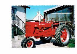21 - Côte D´Or - VARANGES - N° 51 - M. Brullebaut Restaurateur De Tracteurs - Tracteur Gros Plan FARMALL CORMICK - Trattori
