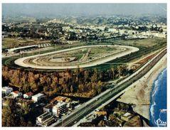 (ORL 25) France - Villeneuve Loubet Hippodrome - Horse Racing (small Tear Bottom Right) - Hípica