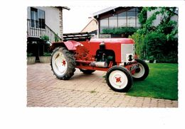 21 - Côte D´Or - VARANGES - N° 7 - M. Brullebaut Restaurateur De Tracteurs - Tracteur Gros Plan MULTI BABI 203 Babiole - Trattori