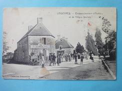 LINGEVRES  Embranchement D'Audrieu Et De Tilly-sur-Seulles - France