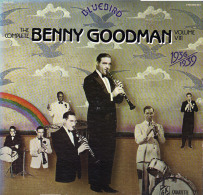 * 2LP *  THE COMPLETE BENNY GOODMAN Volume VIII (USA 1980 EX-!!!) - Jazz