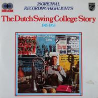 * 2LP *  THE DUTCH SWING COLLEGE STORY 1945-1968 (Holland 1968 EX-!!!) - Jazz