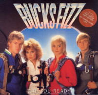 * LP *  BUCKS FIZZ - ARE YOU READY (England 1982 EX!!!) - Disco, Pop