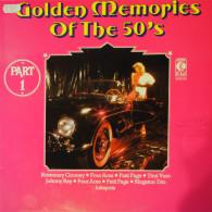 * 2xLP *  GOLDEN MEMORIES OF THE 50's PART 1 + 2  (Holland EX!!!) - Disco, Pop