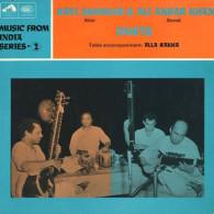 * LP *  RAVI SHANKAR & ALI AKBAR KHAN - DUETS (England 1965) - Wereldmuziek