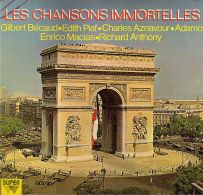 * LP *  LES CHANSONS IMMORTELLES (Holland 1979 EX!!!) - Compilaties
