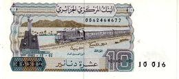 Algeria P.132  10 Dinars 1983 Unc - Algeria