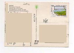 Milano - Storia Postale Lago Trasimeno - 1981-90: Storia Postale