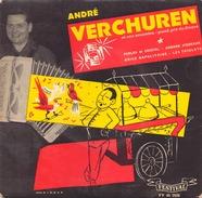 45 TOURS ANDRE VERCHUREN FESTIVAL 2026 PERLES DE CRISTAL / AUBADE D OISEAUX / BRISE NAPOLITAINE / LES TRIOLETS - Instrumental