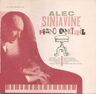 45 TOURS ALEC SINIAVINE GALA DE VARIETES PIANO COCKTAIL - Instrumental