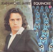 45 TOURS JEAN MICHEL JARRE DREYFUS 16000 EQUINOXE PART 5 / PART 1 - Instrumental