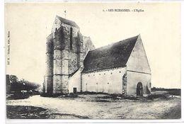 LES ECRENNES - L'Eglise - Frankreich