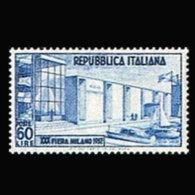 ITALY 1952 - Scott# 600 Milan Trade Fair Set Of 1 MNH - 1946-60: Ungebraucht