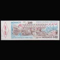 MONACO 1996 - Scott# 2034B Phil.Exhib.Imperf Set Of 2 MNH - Monaco