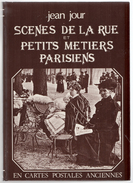 Paris Petits Métiers Recueil De Cartes Postales Anciennes 1979 état Superbe - Ile-de-France
