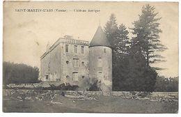 SAINT MARTIN L'ARS - Château Antique - France