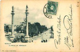Cpa SEVILLA - Alameda De Hercules - Sevilla
