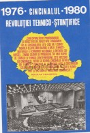 Romania - Pocket Calendar 1976 - Editura Politica - Small : 1971-80